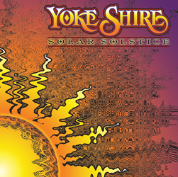 Yoke Shire: Solar Solstice CD cover